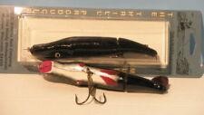 C.C. Roberts - Mud Puppy Model 101 - Black - Muskie Bait - Musky Lure - NEW!!