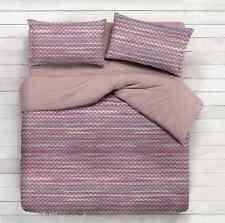 Castleton Home Pink/ Grey Persian Duvet Set - King Size