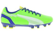 Puma evoSPEED 5 FG Jr Children Football Shoes Sports Shoes Sale Green sz 4