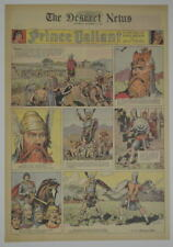 PRINCE VALIANT Full Color SATURDAY PAGE King Features Hal Foster 12/13/1941 #305