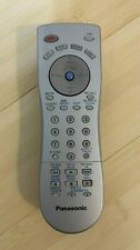 Genuine Panasonic Eur7613Z80 Combo, Tv Dvd Vcr Remote Control Tested