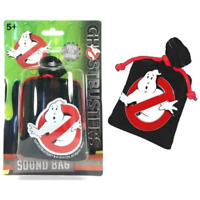 Ghostbusters Laughing Sound Bag Ghost Logo Toy Collectable - FACTORY SEALED