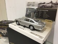 Scalextric James Bond Aston Martin DB5 With Gadgets Ltd Edition