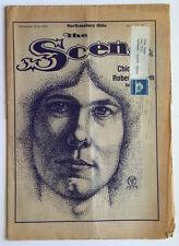 Scene Weekly Vintage Music September 12 1974 Chicago Pink Floyd Gene Ammons