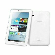 7'' Samsung Galaxy Tab 2 Gt-p3100 8gb Unlocked Tablet Mobile Phone - White