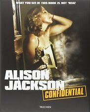 Alison Jackson - Confidential - Hardcover Taschen AS NEW
