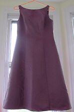 David Bridal Women's Purple dress size 2