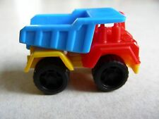 BRUDER MINI vintage toy CONSTRUCTION VEHICLE Made in W.Germany SNAP TOGETHER