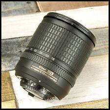 Superb Nikon Digital 18 135mm AF-S ED zoom lens for APS-C DX