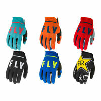 M Fly 2020 Adult F-16 MX Gloves Grey Black Orange