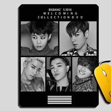bigbang BIGBANG'S GD G-Dragon TOP MOUSE PAD KPOP NEW SBD1022