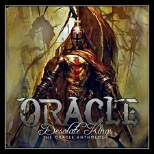 ORACLE - Desolate Kings: The Oracle Anthology (NEW*US METAL CLASSIC*M.CHURCH)