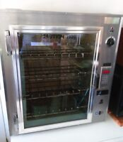 DELUXE CONVECTION OVEN / STAINLESS STEEL / MICHIGAN / NO ISSUES SEE PICS