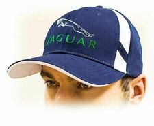 JAGUAR unisex Baseball Cap Hat. 100% cotton. Dark blue color. Adjustable size