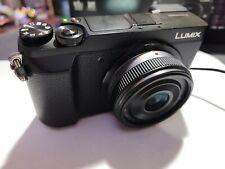 Panasonic LUMIX GX85 16 MP Digital Camera - Black + 12-32mm 14mm 45-150mm lenses