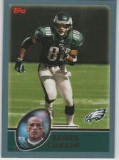 2003 Topps Football Philadelphia Eagles Team Set