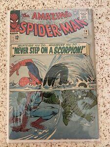 The Amazing Spiderman 29
