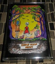Terror Visions Mixtape cassette Gravefave Records Sealed