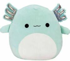 "New Squishmallow 16"" Plush Axolotl Anastasia Kellytoy Doll Pillow In Hand🌟40Cm"