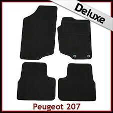 Peugeot 207 CC Coupe Cabriolet 2006 - 2012 Tailored LUXURY 1300g Car Mats
