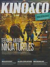 Kino & Co. 12.Jhg Ausgabe 162 Oktober 2014-Teenage Mutant Ninja Turtles,Northmen