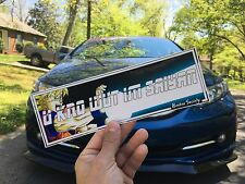 Dragon Ball Z Slap2 Sticker JDM CAR DECAL VINYL CAMBER STANCE WINDOW HONDA JAPAN