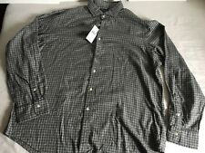 Polo Ralph Lauren Shirt - Flannel Check - size XXL - NEW **RRP £145 -from outlet