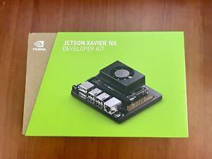 BRAND NEW and SEALED NVIDIA Jetson Xavier NX Developer Kit - Ships Immediately!