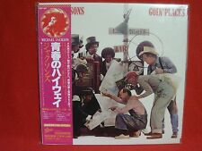 THE JACKSONS Goin' Places JAPAN Mini LP CD 1977 EICP-1201 Michael Jackson