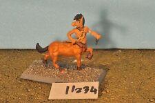 FANTASY GLI EROI DEL MOSTRO DI METALLO Centaur (11234) WARHAMMER