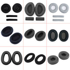 2 Replacement Headphone Sponge Ear Pad Cover Cushion for Sennheiser HD215 Models