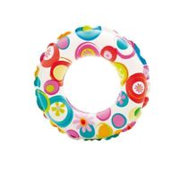 Intex Recreation 59230EP Lively Print Swim Ring 20""