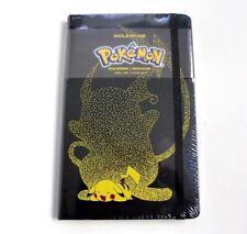 Moleskine Limited Edition Pokemon Pikachu Ruled Notebook