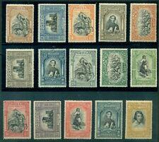 Portugal #422-36 Complete set, og, Nh except #434Lh, Vf, Scott $125.00