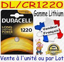 Piles DURACELL SR54 D389 G10 - Vente aussi : CR2032 CR2025 CR2016 CR1620 CR2430