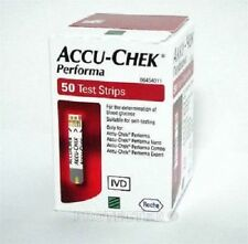 5 X 50 AccuChek Performa test strip for Nano Connect,Expert Glucometer HALLOWEEN