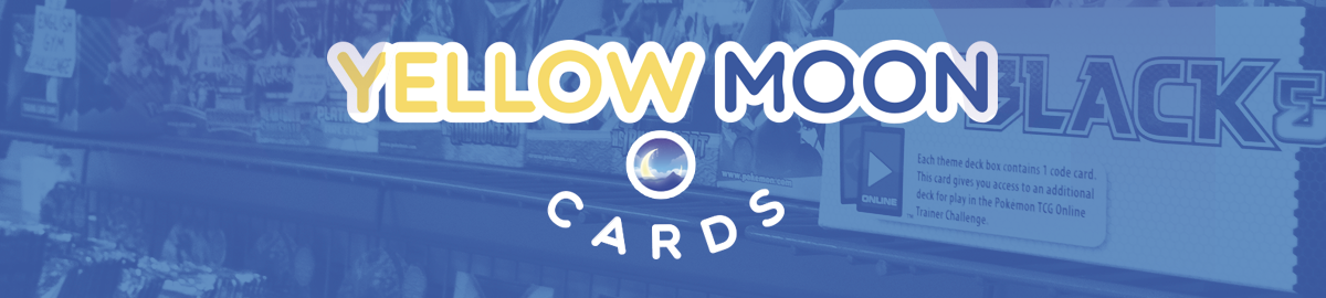 Yellow Moon Cards
