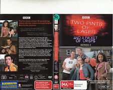 Two Pints of Lager And A Packet of Crisps-2001/11-TV Series UK-Series 3-2 DVD