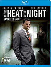 IN THE HEAT OF THE NIGHT Blu RayMovie- Brand New- Fast Ship! (HMV-345/HMV-47)