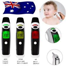 Baby LCD Digital Forehead Ear Thermometer 3in1 Infrared Medical Memory Recall AU