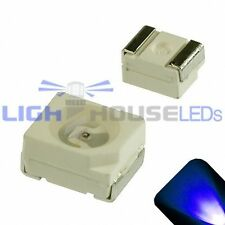 20 x LED PLCC2 1210 3528 Blue SMD LEDs Light Super Ultra Bright Gauge PLCC-2