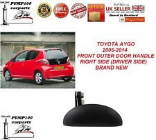 TOYOTA AYGO 2005-2014 FRONT DOOR HANDLE OUTER EXTERIOR RH DRIVER RIGHT SIDE NEW
