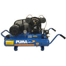 Puma 2-HP 8-Gallon Dual Voltage Wheelbarrow Air Compressor