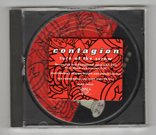 Contagion - Turn Of The Screw CD single promo