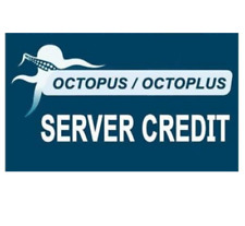 GOOD QUALITY server Credits 100 Credits for Octopus / Octoplus + c3300k cable