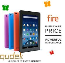 Amazon Kindle Fire 7 Inch 8GB Wi-Fi Tablet (5th Gen) - U.K. stock BLACK !!!!