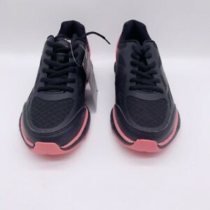 Tommaso Womens Road Cycling Shoes Black Lace Up Low Top US 7 EUR 37 New