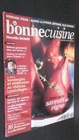 Revista Mensual Dibujada La Buena Cuisine N º 132 Septiembre 1996 Buen Estado