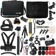 50-In-1 Action Camera Outdoor Sports Accessory Kit for GoPro Hero 7 6 5 4 3 2 1