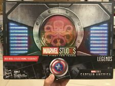 Marvel Legends Red Skull Figure & Electronic Tesseract SDCC Exclusive